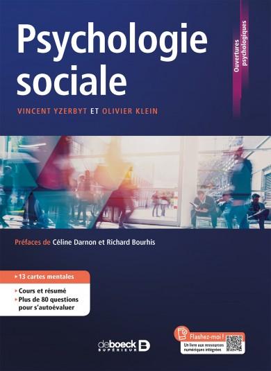 """Parution de """"Psychologie Sociale"""""""